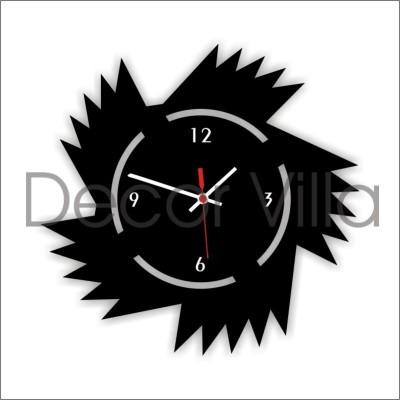 Decor Villa Analog Wall Clock