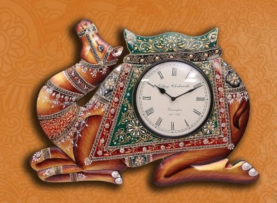 Collectible India Analog 60 cm Dia Wall Clock