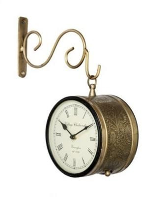 Khushal Analog 20.3 cm Dia Wall Clock