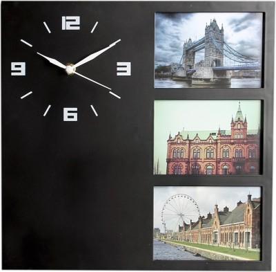 Basement Bazaar Analog Wall Clock
