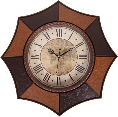 Urban Monk Creations Analog-Digital Wall Clock