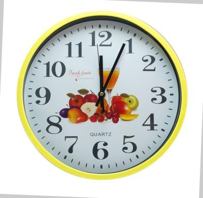 Design O Vista Analog 30 cm Dia Wall Clock