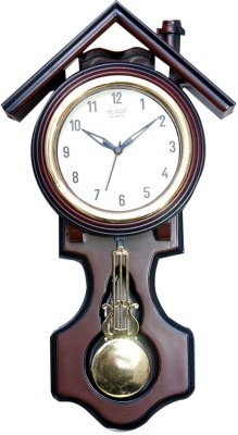 PlazaClock Analog Wall Clock