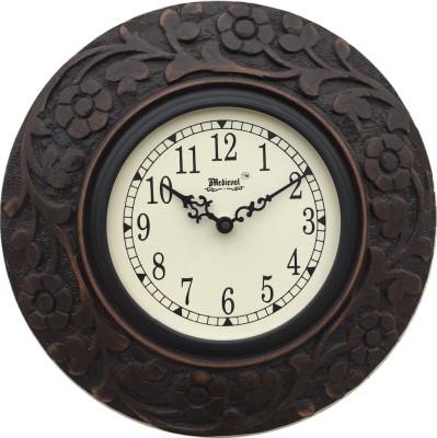 Medieval Analog 30.48 cm Dia Wall Clock