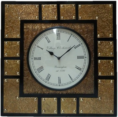 JaipurCrafts Analog 18 cm Dia Wall Clock