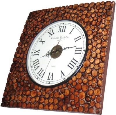 colonial clock co. Analog Wall Clock