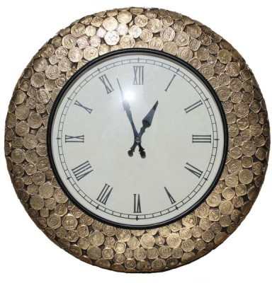 Interio Crafts Analog Wall Clock