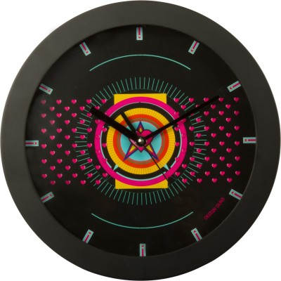Design Guns Analog Wall Clock