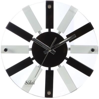 Safal Analog 31 cm Dia Wall Clock