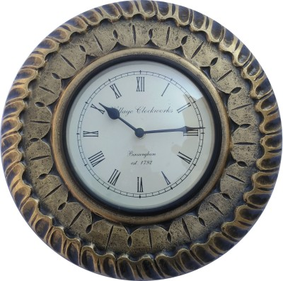 Hukum Handicrafts Analog Wall Clock
