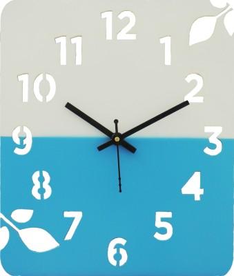 Feelings Parker Wooden Analog Wall Clock