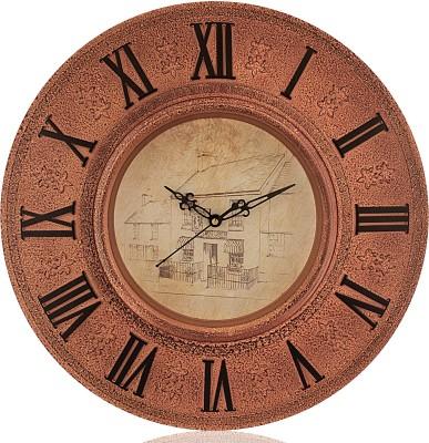 Fiesta Steven1425 Designer Analog 36 cm Dia Wall Clock