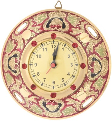 HanumantCreations Analog 30 cm Dia Wall Clock