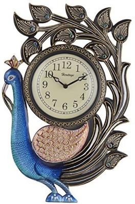 Gavarashi Analog 47 cm Dia Wall Clock
