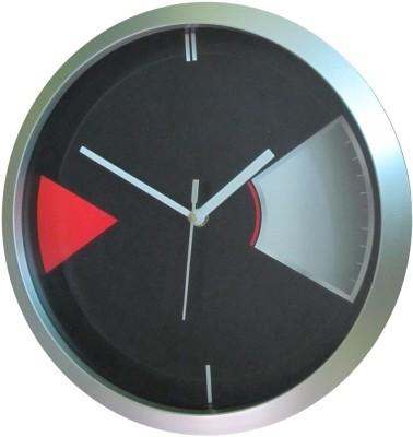 ScorpionV Analog 25 cm Dia Wall Clock