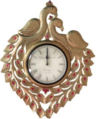 JaipurCrafts Analog Wall Clock