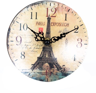 Emerge Analog Wall Clock