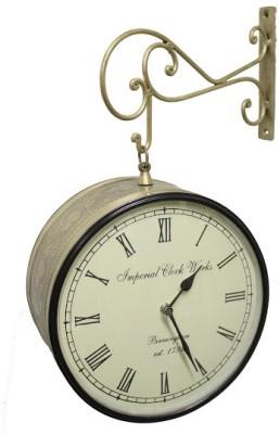 Prachin Analog 20.5 cm Dia Wall Clock