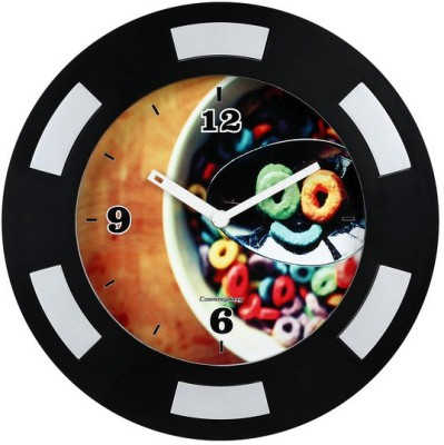Cosmosgalaxy Analog 27 cm Dia Wall Clock