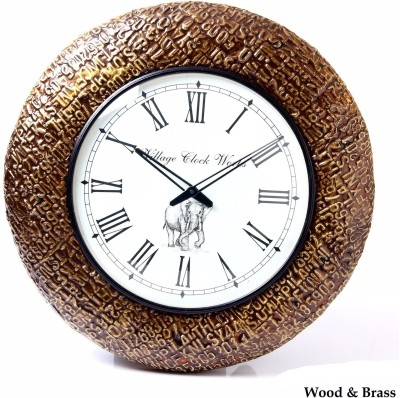 Village Clockworks HandyMandyCrafts Analog Wall Clock