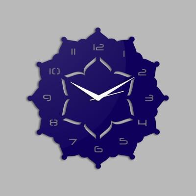 Creative Width Decor Analog Wall Clock
