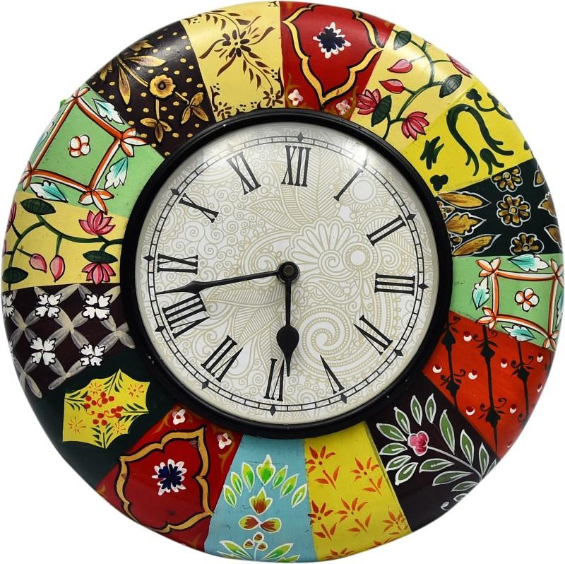 Tejasvi's Art&Craft Analog Wall Clock Art&Craft