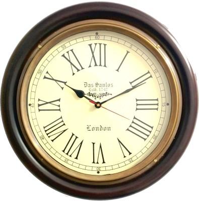 Artshai Analog 40 cm Dia Wall Clock