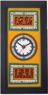 Aapno Rajasthan Analog Wall Clock