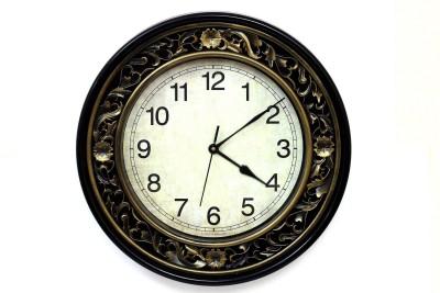 Wallace Optra6017-E Floral Designer Analog 40 cm Dia Wall Clock