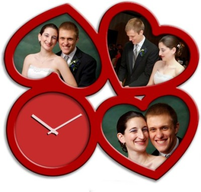 Fototrans Analog Wall Clock