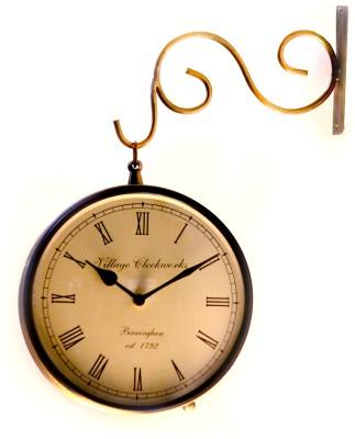 Aakashi Analog 15.24 cm Dia Wall Clock