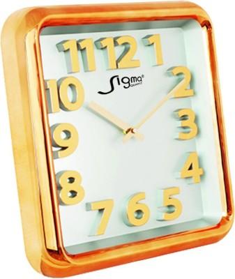 Sigma Analog Wall Clock