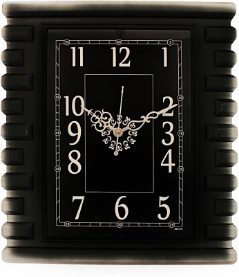 Arete Sonic421 Black Classic Analog Wall Clock