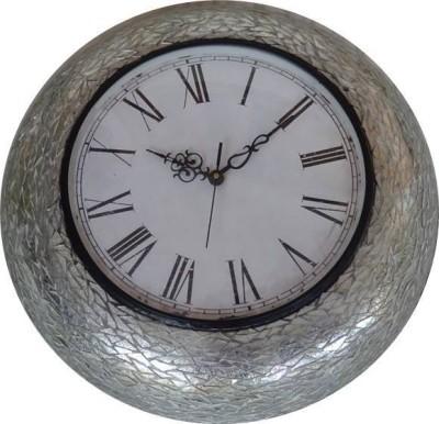 Flourish Concepts Analog Wall Clock