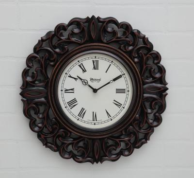 Medieval India Analog 21 cm Dia Wall Clock