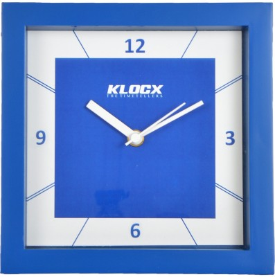 Klocx Analog Wall Clock
