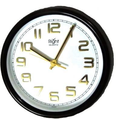 Right Analog 26 cm Dia Wall Clock