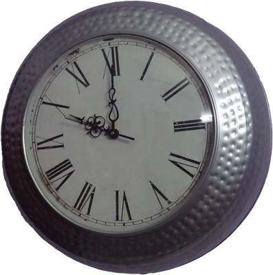 Flourish Concepts Analog 46 cm Dia Wall Clock