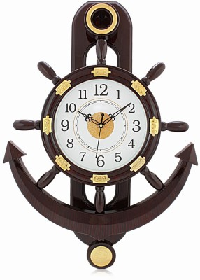 Arete Altra815 Anchor Steering Pendulum Analog 52 cm Dia Wall Clock