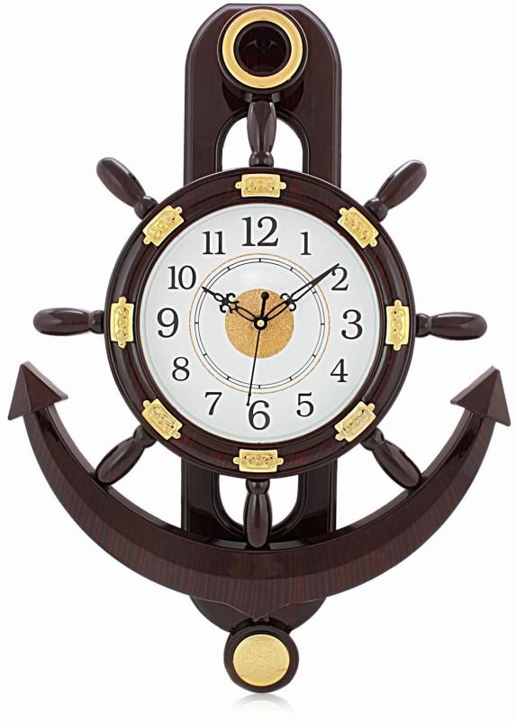 Arete Altra815 Anchor Steering Pendulum Analog 52 cm Dia Wall Clock