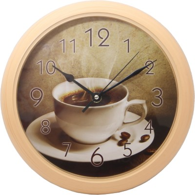 Priya Exports Word 25 cm Dia Wall Clock