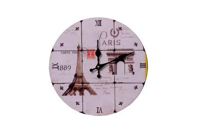 Ruby Analog Wall Clock
