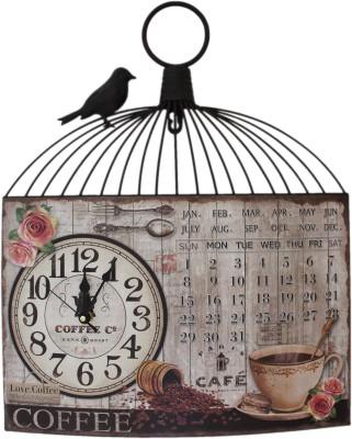 FUNKFRONTIER Analog Wall Clock