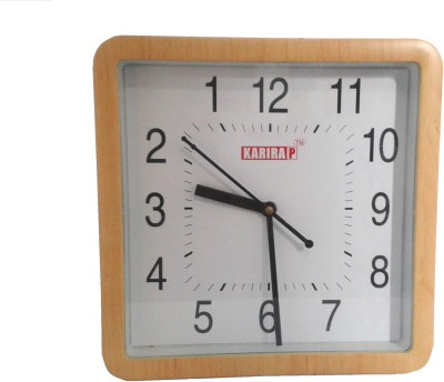 Carrywrap Analog Wall Clock