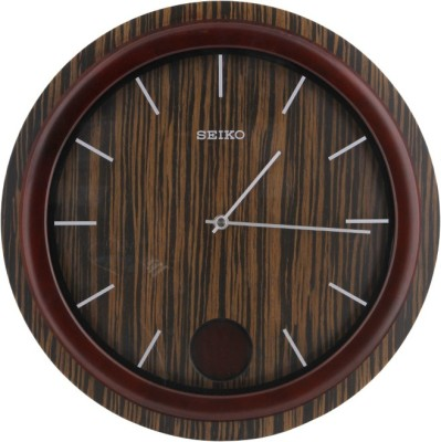 Seiko Analog Wall Clock Available At Flipkart For Rs 7400