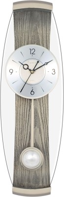 Frankling Analog 10.5 cm Dia Wall Clock