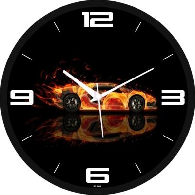 MGN Analog 28 cm Dia Wall Clock