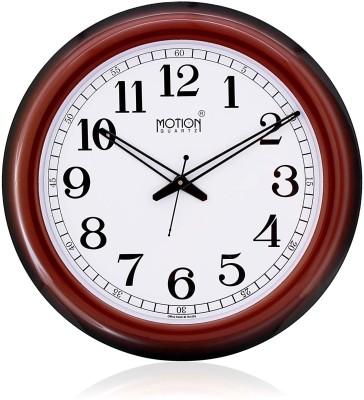 Motion Analog 52 cm Dia Wall Clock