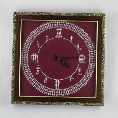 KalaGhar Word Wall Clock