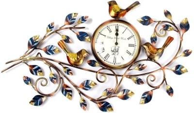 MohanJodero Analog 6 cm Dia Wall Clock